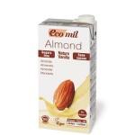 Napój migdałowo-waniliowy niesłodzony 1L BIO Ecomil
