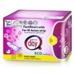 Wkładki higieniczne z paskiem anionowym 30 szt. Gentle Day