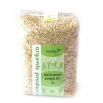 Ryż brązowy okrągły BIO 1kg Natu
