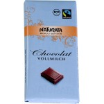 Czekolada mleczna 33 kakao BIO 100g Naturata