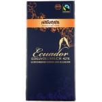 Czekolada szlachetna Ekwador mleczna 42 kakao BIO 100g Naturata