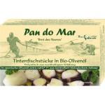 Kałamarnica w oliwie z oliwek BIO 120g Pan Do Mar