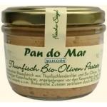 Pate z Tuńczyka i oliwek słoik BIO 125g Pan Do Mar