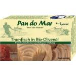 Tuńczyk w oliwie z oliwek BIO 120g Pan Do Mar