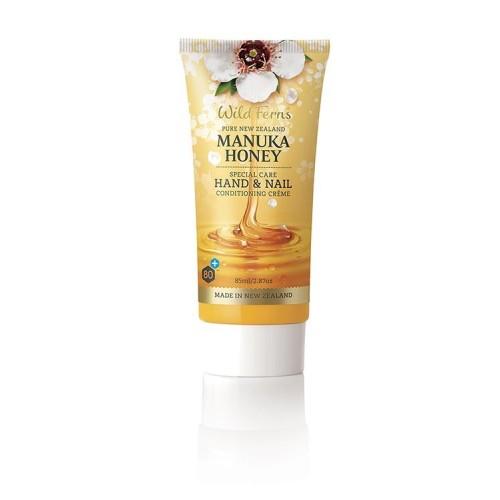 Intensywna kuracja nawilżająco – odżywcza do rąk i paznokci z miodem Manuka 85ml Wild Ferns Manuka Honey
