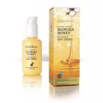 Intensywnie nawilżająca naturalna kuracja do twarzy na dzień z miodem Manuka 100ml Wild Ferns Manuka Honey