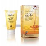 Ochronna kuracja nawilżająca Manuka do twarzy z filtrem przeciwsłonecznym SPF30 85ml  Wild Ferns Manuka Honey