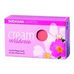 Mydło o zapachu Dzikiej Róży BIO 100g Sodasan