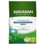 Sól regeneracyjna do zmywarek BIO 2kg Sodasan
