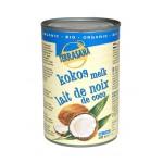Mleko kokosowe 22 tłuszczu BIO 400ml Terrasana