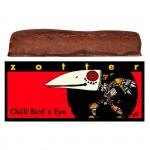 Czekolada Ręcznie nadziewana Chilli Bird's Eye 70 g Zotter