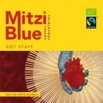 Czekolada Mitzi Blue Hot Stuff 65g Zotter