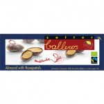 Balleros  Almond with Rosepetals 100 g Zotter