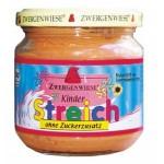 Pasta słonecznikowa dla dzieci BIO 180g Zwergenwiese