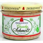 Smalczyk wegetariański crunchy BIO 165g Zwergenwiese