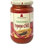 Sos pomidorowy Papaya-Chili pikantny BIO 350g Zwergenwiese