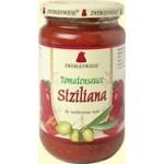 Sos pomidorowy Sycylijski BIO 350g Zwergenwiese