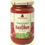 Sos pomidorowy z Bazylią BIO 350g Zwergenwiese