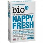 Antybakteryjny dodatek do prania Nappy Fresh 500g Bio-D