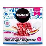 Odplamiacz do kolorów Pure oxygen 12 tabl. Ecozone