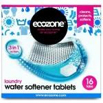 Tabletki zmiękczające wodę w pralce 16 szt. Ecozone