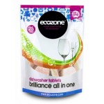 Tabletki do Zmywarki 5w1 25 sztuk Ecozone