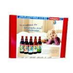 Zestaw soków Rumiane Policzki BIO 750ml Rabenhorst 4  1 gratis