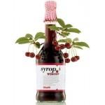 Syrop wiśniowy 660g Polska Róża