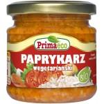 Paprykarz wegetariański Bio 160g Primaeco