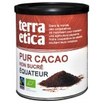 Kakao Fair Trade BIO Terra Etica 200g Cafe Michel