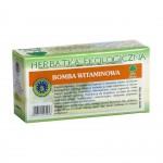Herbatka bomba witaminowa BIO 20x3g  Dary Natury