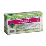 Herbatka dla dzieci krasnoludek BIO 20x2g Dary Natury