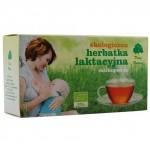 Herbatka laktacyjna BIO 20x25 g Dary Natury