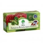 Herbatka lipowo-malinowa BIO 20x25 g Dary Natury