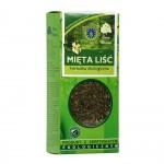 Herbatka liść mięty BIO 25g Dary Natury
