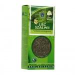 Herbatka liść szałwii BIO 25g Dary Natury