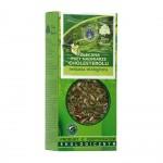 Herbatka polecana przy nadmiarze cholesterolu BIO 50g Dary Natury