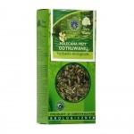 Herbatka polecana przy odtruwaniu BIO 50g  Dary Natury