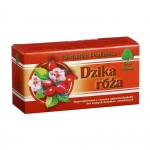 Herbatka z dzikiej róży BIO 20x25g  Dary Natury