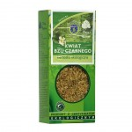 Herbatka z kwiatu bzu czarnego BIO 50g Dary Natury