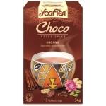 Herbata Czekoladowa BIO 17x2g Yogi Tea