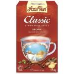 Herbata Klasyczna BIO 17x22g Yogi Tea