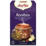 Herbata Wykwintny Rooibos BIO 17x18g Yogi Tea