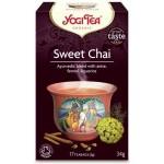 Herbata Sweet Chai BIO 17x2g Yogi Tea
