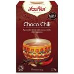 Herbata Czekoladowa chili BIO 17x22g Yogi Tea