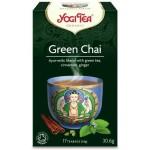 Herbata Zieony Chai BIO 17x18g Yogi Tea