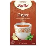Herbata Imbirowa BIO 17x18g Yogi Tea