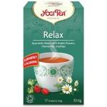 Herbata Relaksująca BIO 17x18g Yogi Tea
