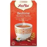 Herbatka Spokojny sen Rooibos Wanilia BIO 17x18g Yogi Tea