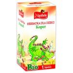 Herbata dla dzieci-koper BIO 20x15g Apotheke